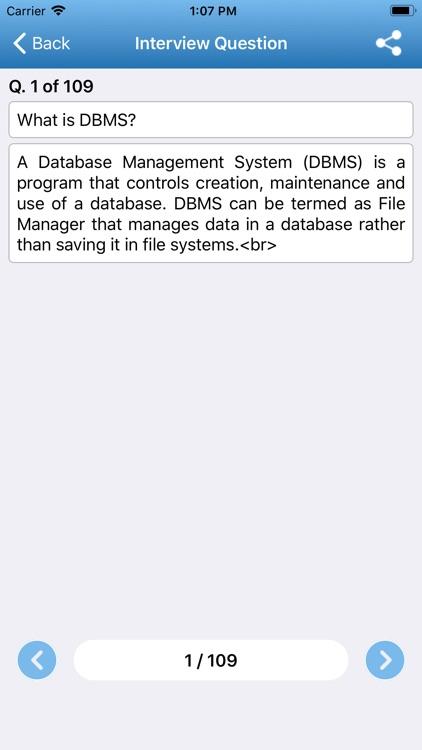 Learn SQL Programming screenshot-4