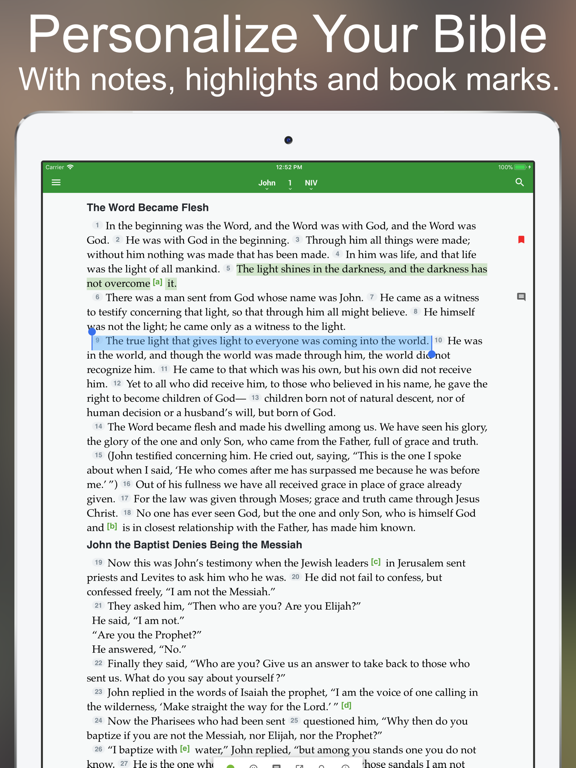 One Bible - Study Faith Daily | App Price Drops