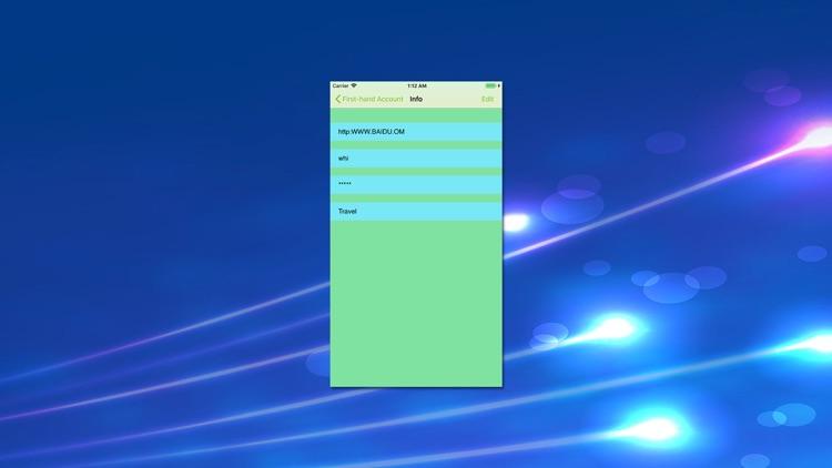 First-hand Account screenshot-3