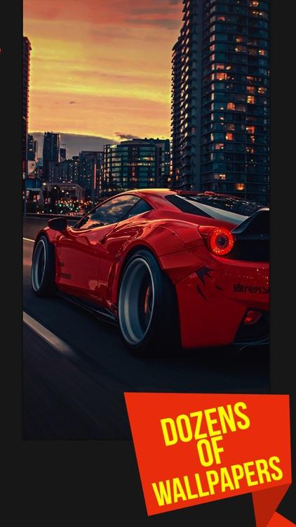 Sports Car HD Screen Wallpaper