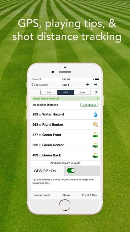 Haycreek Golf Club screenshot-3