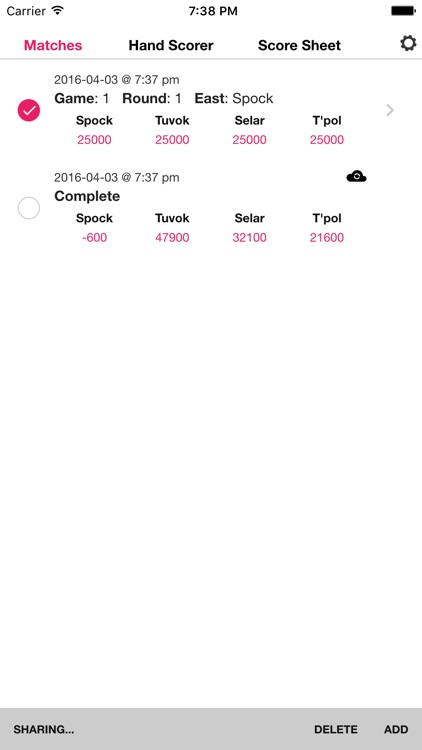 Mahjong Helper & Calculator screenshot-4