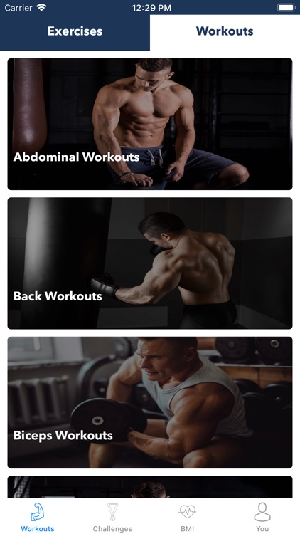 Gym Coach-BodyBuilding&Fitness