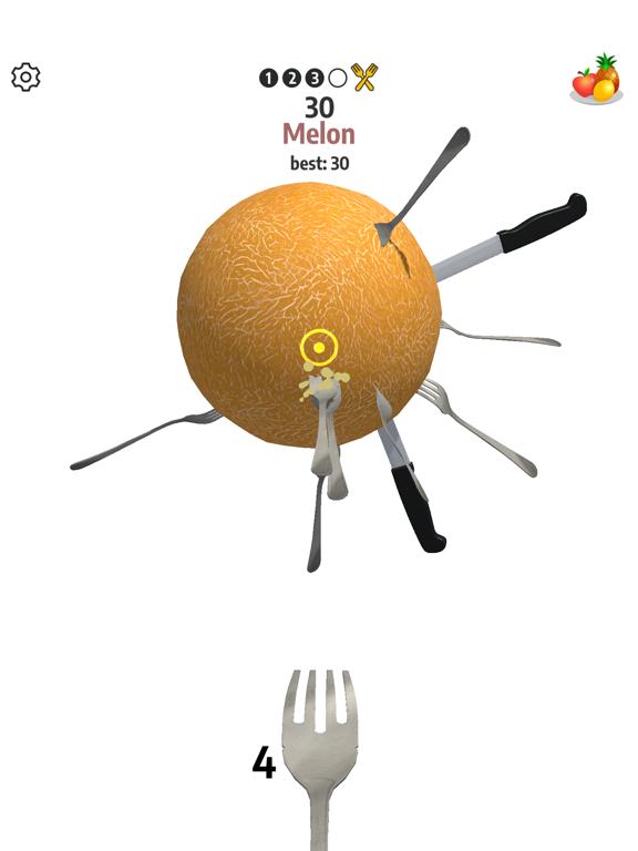 Fork The Fruit screenshot 3