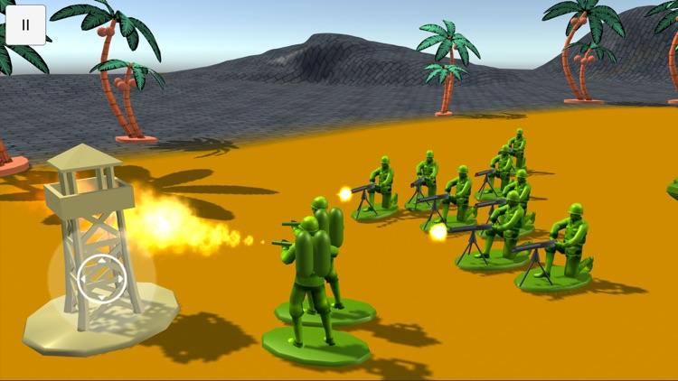 Army Men Battle Simulator screenshot-4