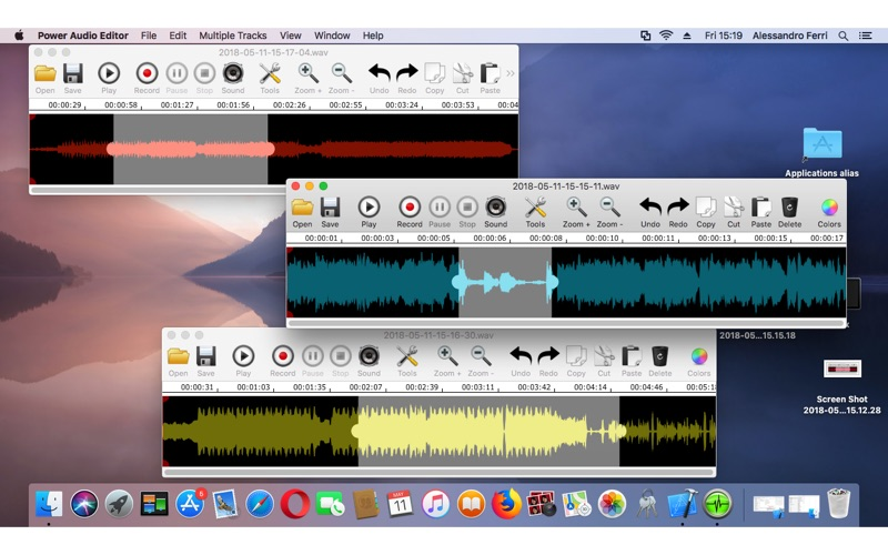Power Audio Editor for Mac