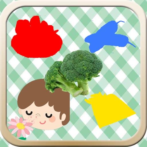 Kids Plant Color