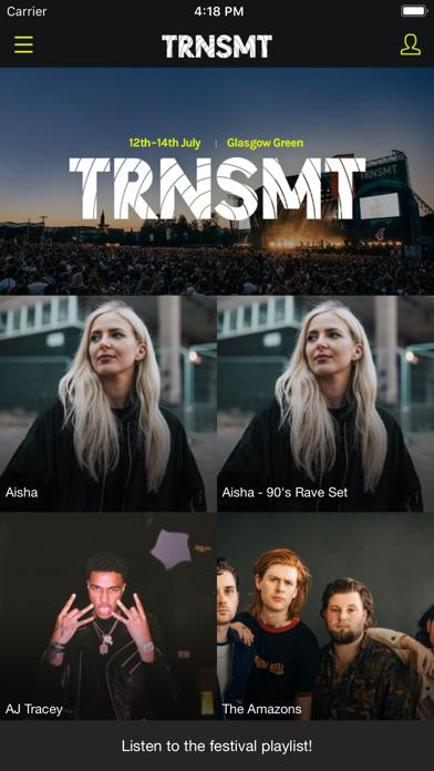 TRNSMT Festival 2019 screenshot three