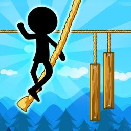 Rope Hero !