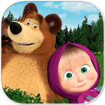 Маша и медведь: обучающие игры на пк