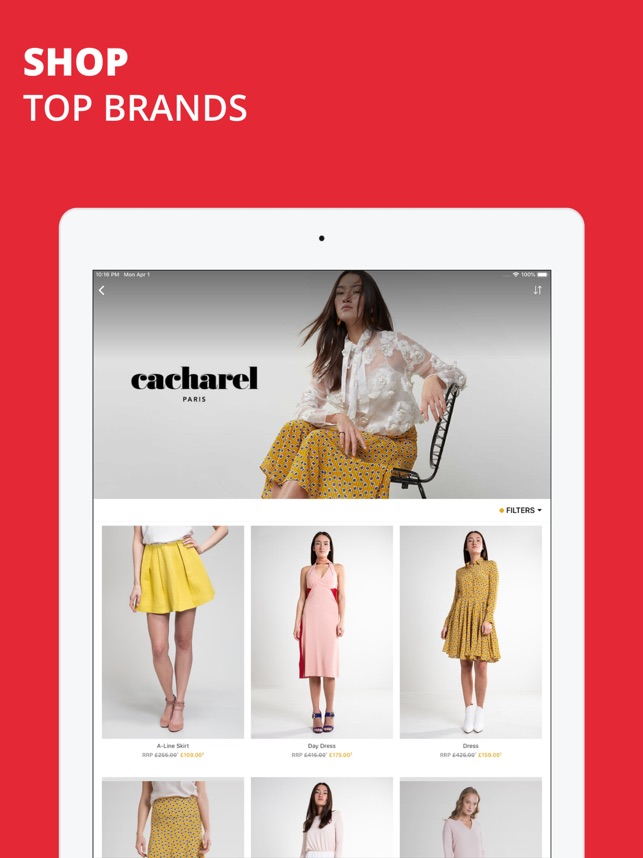 d786c3b4736 Zalando Lounge — Shopping Club on the App Store