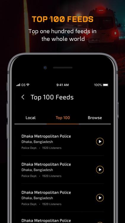 Police Scanner App ⁺ screenshot-5