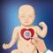 App Icon for Test de APGAR App in Colombia IOS App Store