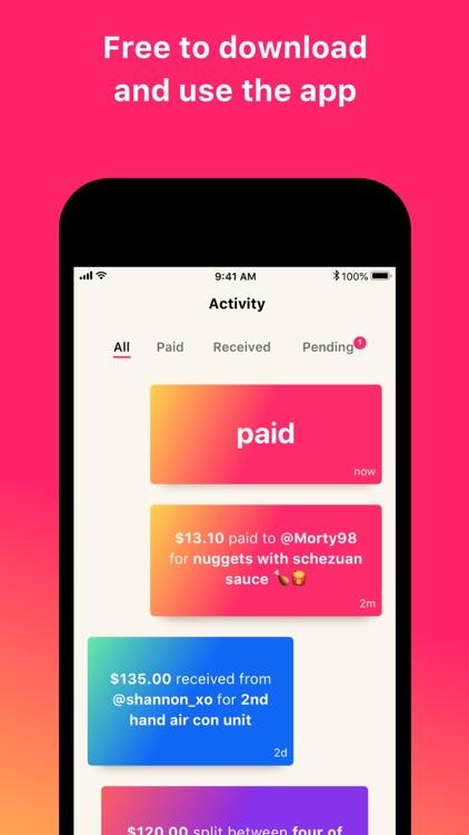Beem It - Pay Request Split screenshot-4