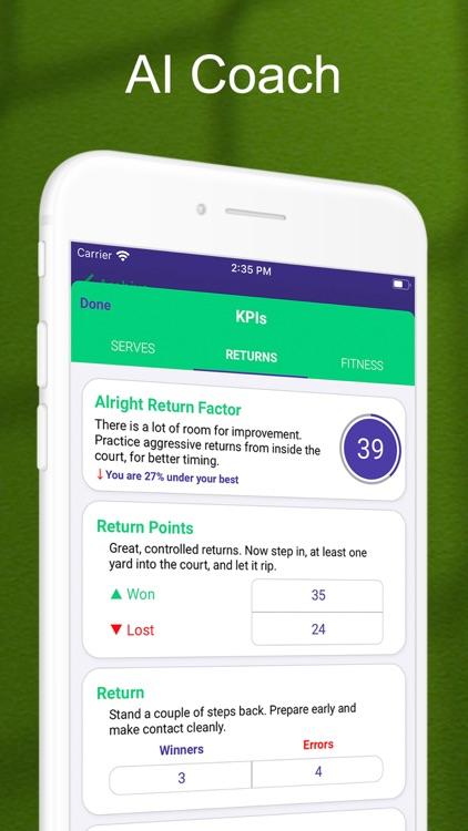 Best Shot Tennis Tracker screenshot-5