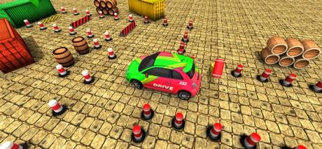 Advance Car Parking 3d