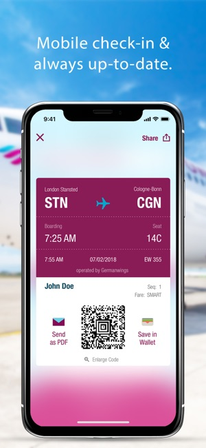 Eurowings On The App Store