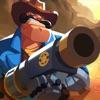 West Legends:3v3荒野团战,组队成为传奇