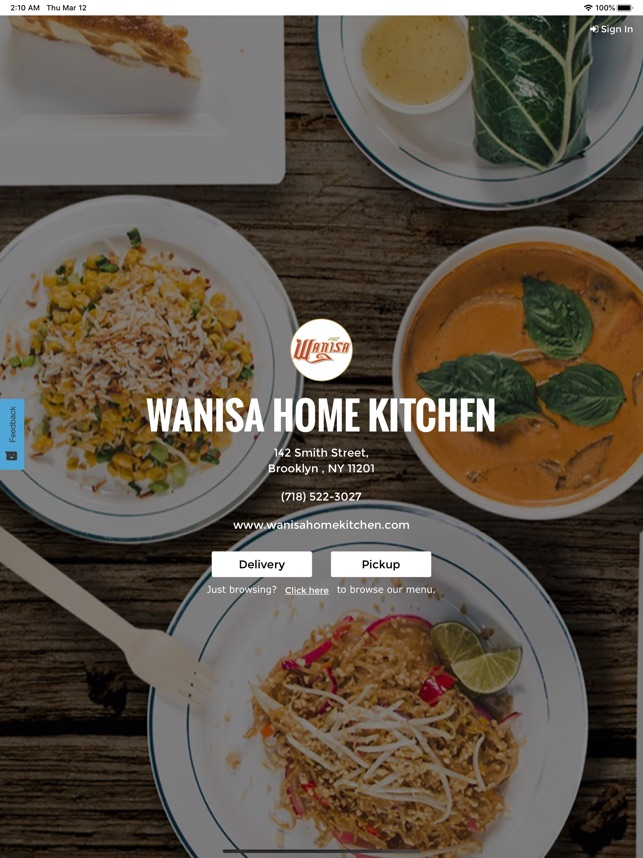 Wanisa Home Kitchen On The App Store