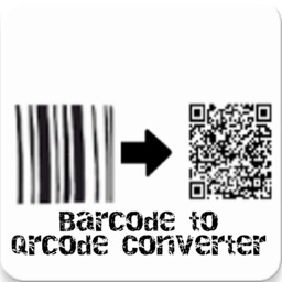 Barcode to Qrcode converter
