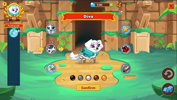 Dungeon Dogs - Idle Hero RPG screenshot-7