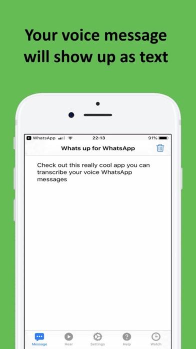 Whats up for WhatsApp screenshot 2