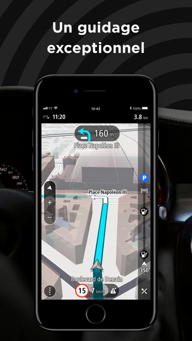 TomTom GO Navigation pour Android - Téléchargez l'APK Gratuit
