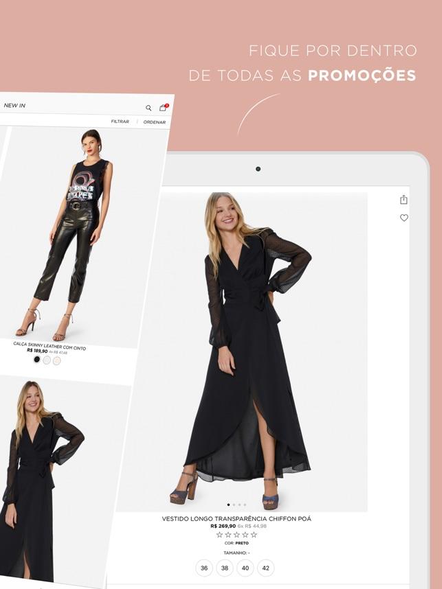 6aeceebde  AMARO - Comprar Moda Feminina on the App Store