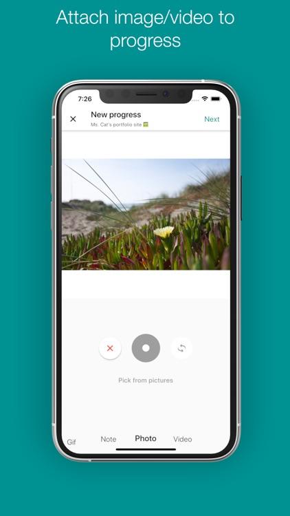 Strive: achieve goals together screenshot-5