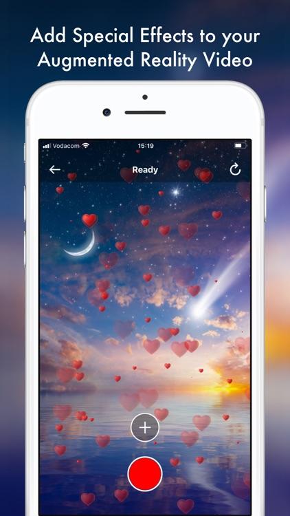 Video Maker Augmented Reality screenshot-6