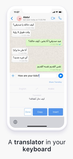 TransKey - Translator Keyboard on the App Store