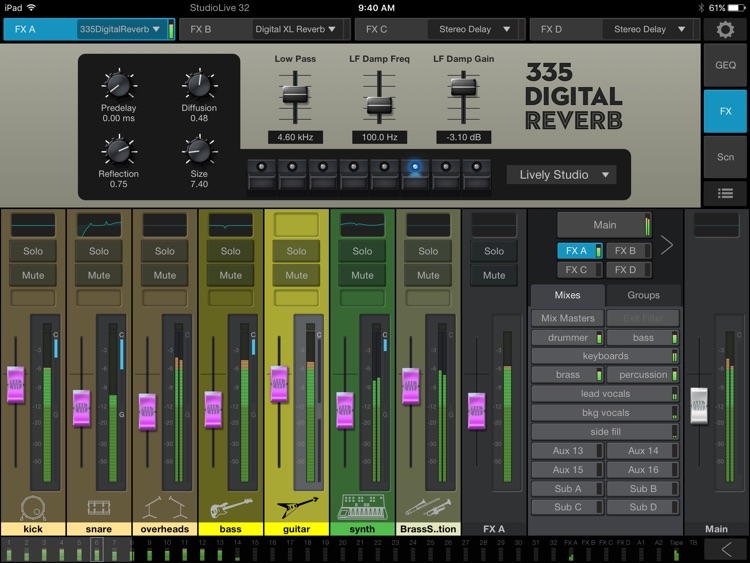 PreSonus UC Surface screenshot-3