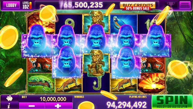 Big Bonus: Slot Machine Games
