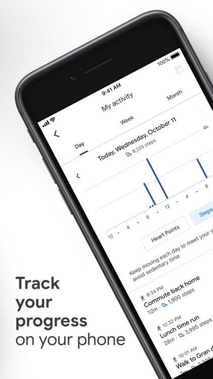 Google Fit – Activity Tracker screenshot-4