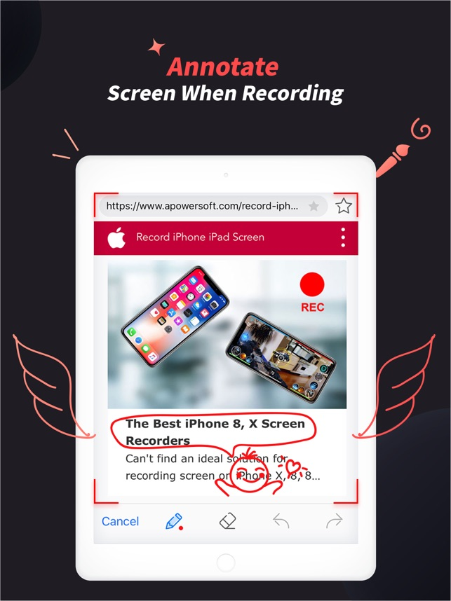 ApowerREC: Record Screen on the App Store