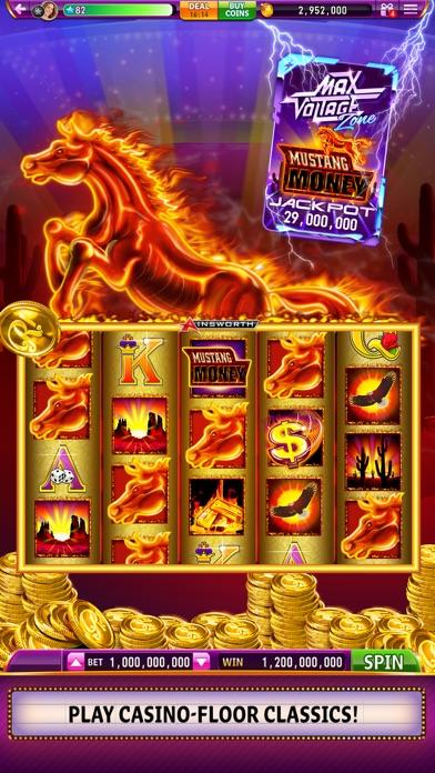 Hit it Rich! Lucky Vegas Slot Screenshot