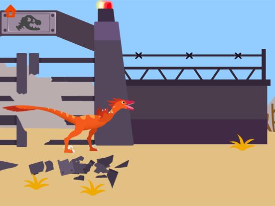 恐竜警備隊 - 子供向けゲームのおすすめ画像7