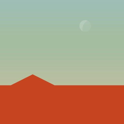 Golf on Mars