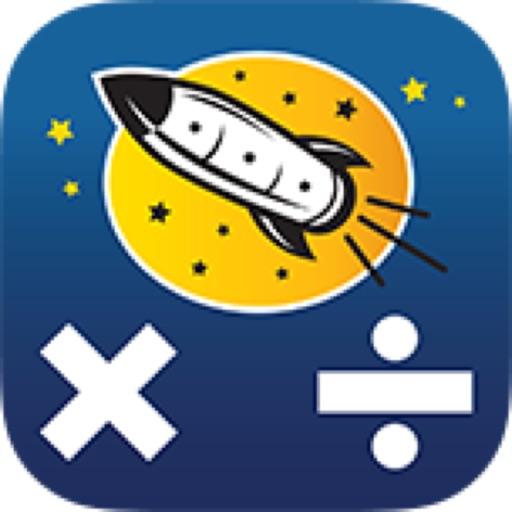 Rocket Math Multiply & Divide