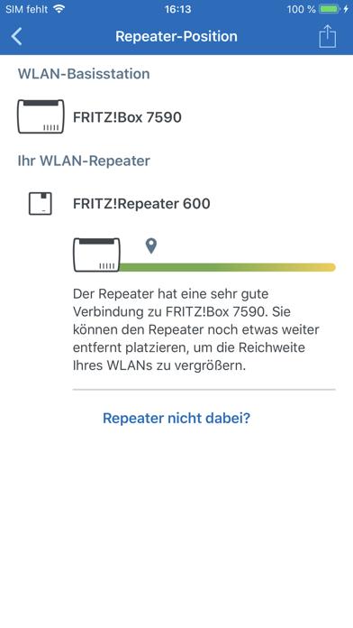 FRITZ!App WLANScreenshot von 3
