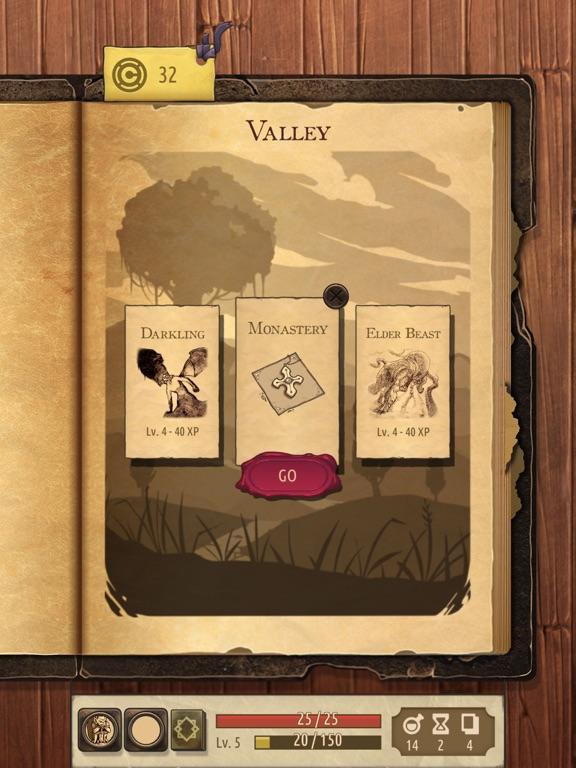 Spellsword Cards: Origins screenshot 10