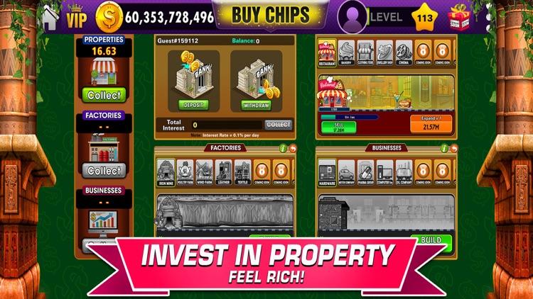 Vegas Slots - 7Heart Casino screenshot-5