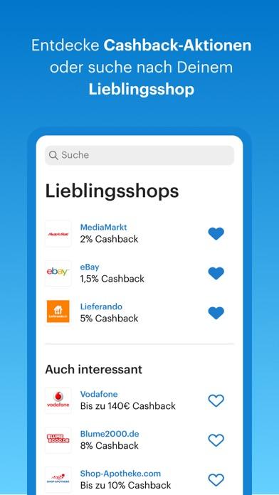 Herunterladen Shoop.de - Cashback&Gutscheine für Pc