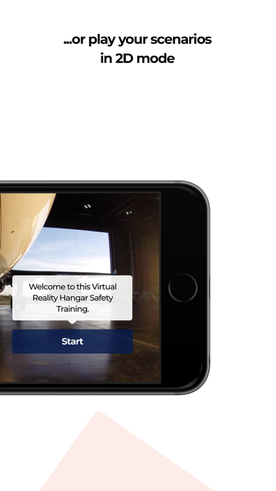 Warp VR screenshot four