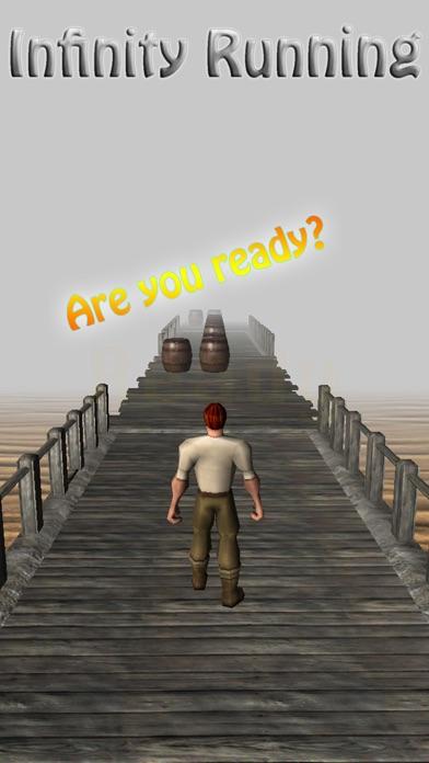 Screenshot #1 pour Infinity Running