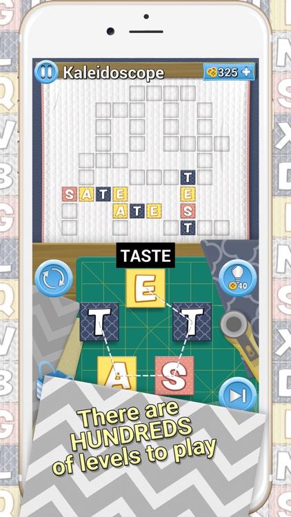 Word Stitch - Sewing Crossword