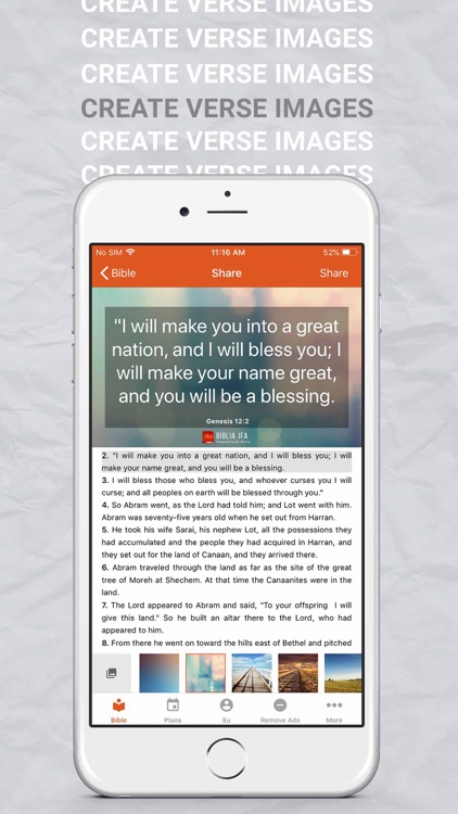 Bible Offline JFA screenshot-5