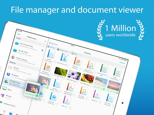 FileBrowser - Document Manager