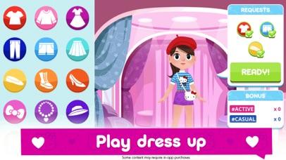 Hello Kitty Fashion Star screenshot 1