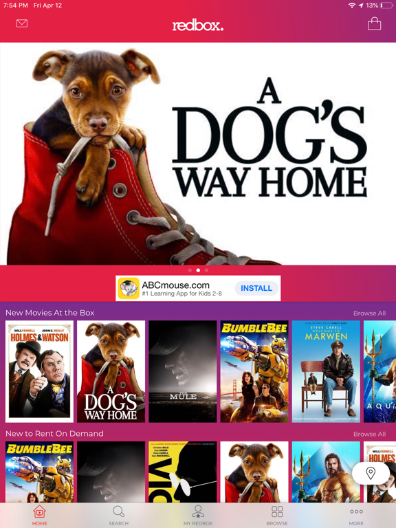 REDBOX: Rent, Stream & Buy screenshot 8